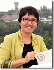 Photo of Prof LEUNG Mei Yee
